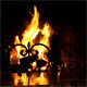 Decorative fireplace - VideoHive Item for Sale
