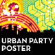 Urban Party Poster - GraphicRiver Item for Sale