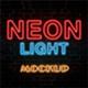Neon Lights Effect 霓虹燈效-Graphicriver中文最全的素材分享平台