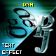 PJ DNA - text effect - ActiveDen Item for Sale
