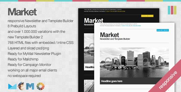 Stock market newsletter template « ΔΕΣΜΟΣ