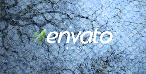 Rain Drops VideoHive -   Video Displays  Water 122101