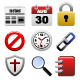 48 Universal Web Icons - GraphicRiver Item for Sale