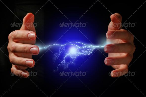 PhotoDune Lightning 978510