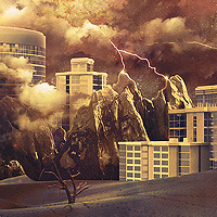 Build Up a Menacing Stormy Scene in Photoshop - Tuts+ Marketplace Item for Sale