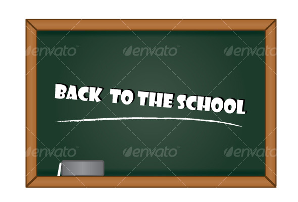 Vectors : Blackboard Graphic GraphicRiver 123154 - Miscellaneous