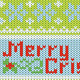 Knitted Merry Christmas Background. - GraphicRiver Item for Sale