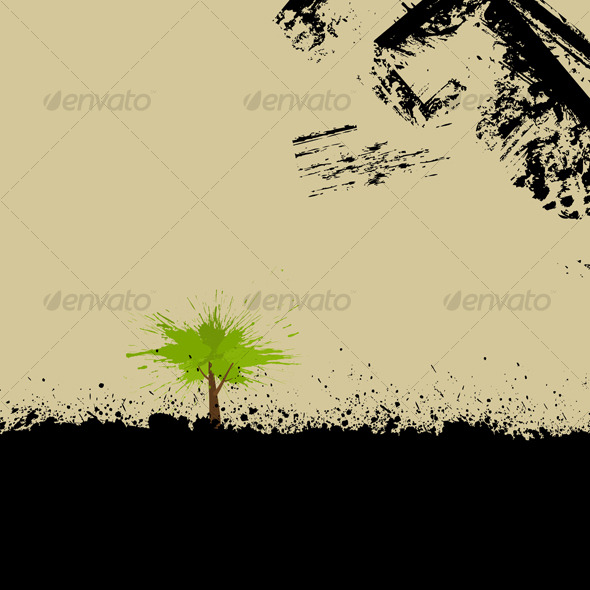 Abstract illustration - Backgrounds Decorative