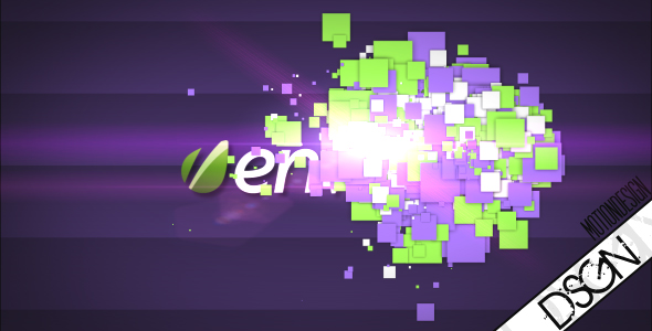 After Effects Project - VideoHive Blocky Logoreveal HD Intro Opener 124437