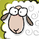 Cute Sheep Sketch - GraphicRiver Item for Sale