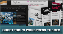 GhostPool's WordPress Themes