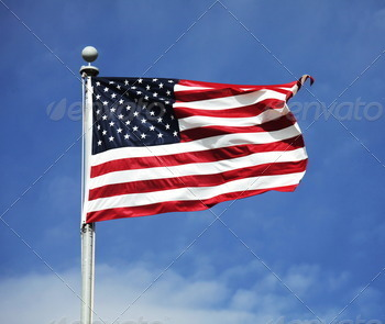American flag - PhotoDune Item for Sale