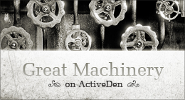 Great Machinery on ActiveDen