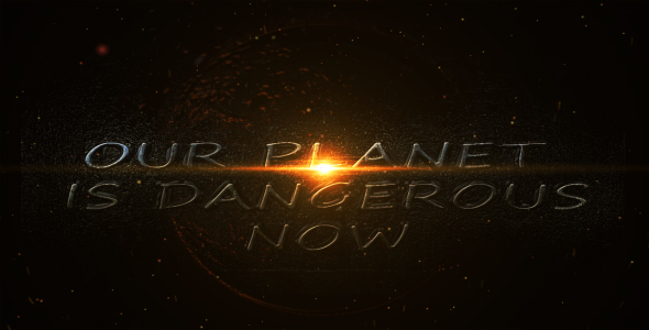 After Effects Project - VideoHive 2012 Armageddon 122595