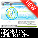 XBSolutions - business hi-tech mini-site template - ActiveDen Item for Sale