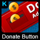 10 Eye Catching Donate Buttons - GraphicRiver Item for Sale
