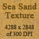 Sea Sand Texture   - GraphicRiver Item for Sale
