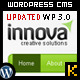innova WP CMS Theme for clean looking websites - ThemeForest Item for Sale