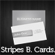 Stripes Business Cards - GraphicRiver Item for Sale