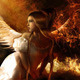 Create a Fallen Angel on Fire Photo Manipulation - Tuts+ Marketplace Item for Sale