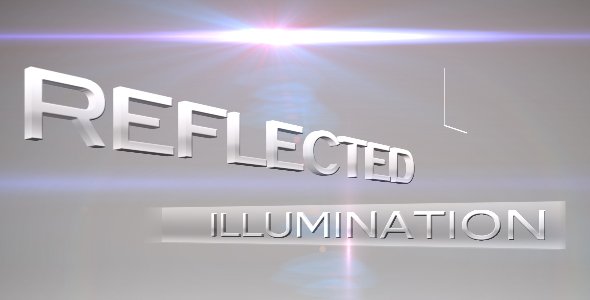 After Effects Project - VideoHive Reflected Illumination 127145