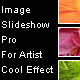 Customizable Image Slideshow Pro for Artist vRH1 - ActiveDen Item for Sale