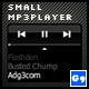 Small MP3 Player (vectorised) - ActiveDen Item for Sale