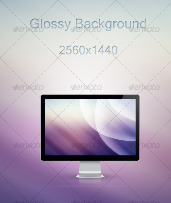 GraphicRiver Glossy Wallpaper Pack 128970