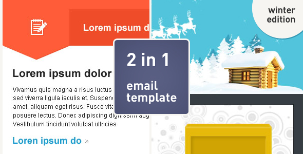 Bubble Email Template