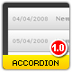 XML Accordion V1 - ActiveDen Item for Sale