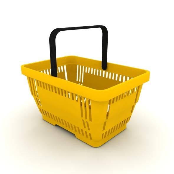3DOcean shopping basket 1004236