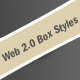Elegant Web Conversion Box Designs - GraphicRiver Item for Sale