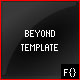 Beyond Template - ActiveDen Item for Sale