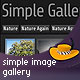 Simple Image Gallery - ActiveDen Item for Sale