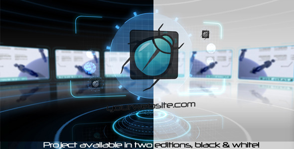 [VideoHive 1038956] Corporate room | After Effects Project