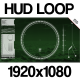 Futuristic Flight HUD Loop - VideoHive Item for Sale