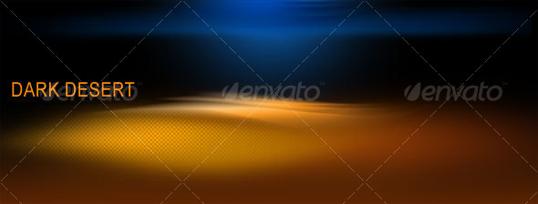 GraphicRiver Dark Desert 43149