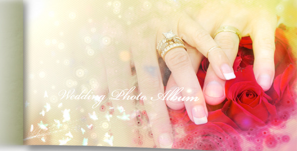 After Effects Project - VideoHive Wedding Photo Album And Slideshow II 1042 ...