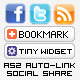 AS2 Social Networks Auto-Link Page Share Widget - ActiveDen Item for Sale