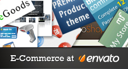 E-Commerce at Envato network