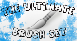 The Ultimate Brush Pack