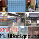 XML PHP MultiBackground - ActiveDen Item for Sale