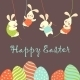 Easter Bunnies and Easter E-Graphicriver中文最全的素材分享平台