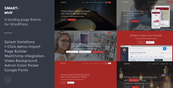 Las mejores plantillas Wordpress para Startups - Alex Fonseca