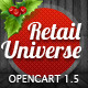 RetailUniverse - Ultimate OpenCart theme - ThemeForest Item for Sale