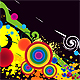 Color Explosion Background art work - GraphicRiver Item for Sale