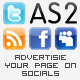 AS2 Auto Link Social Networks Share - ActiveDen Item for Sale