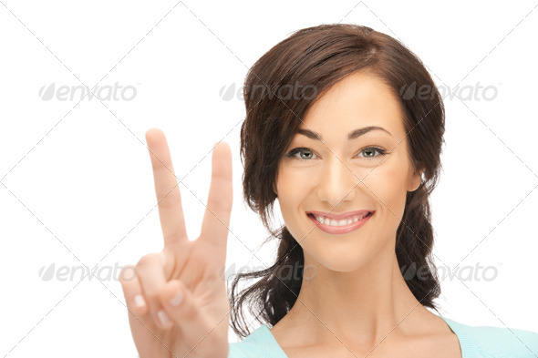 victory - Stock Photo - Images