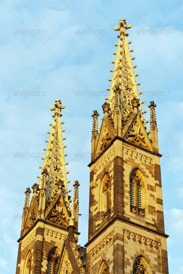 Apollinaris Church - Stock Photo - Images