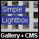 Simple Lightbox Gallery With CMS - CodeCanyon Item for Sale